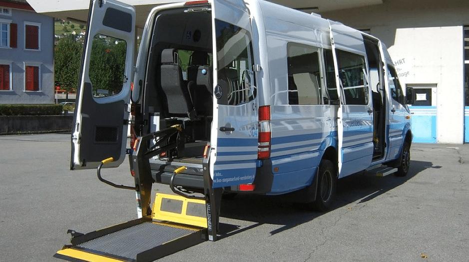 accesibilidad silla de ruedas