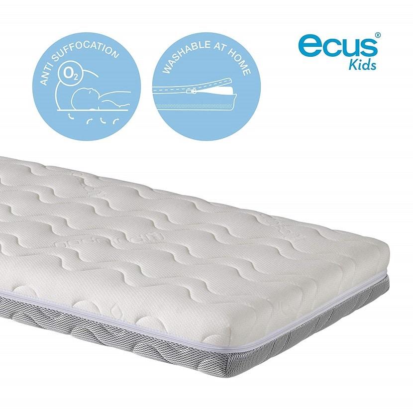 colchón transpirable