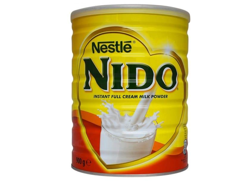 leche crema Nido