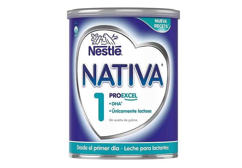 Leche en polvo Nativa