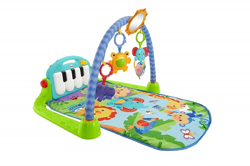 fisher price gimnasio