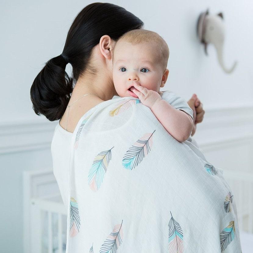 Muselina para bebés