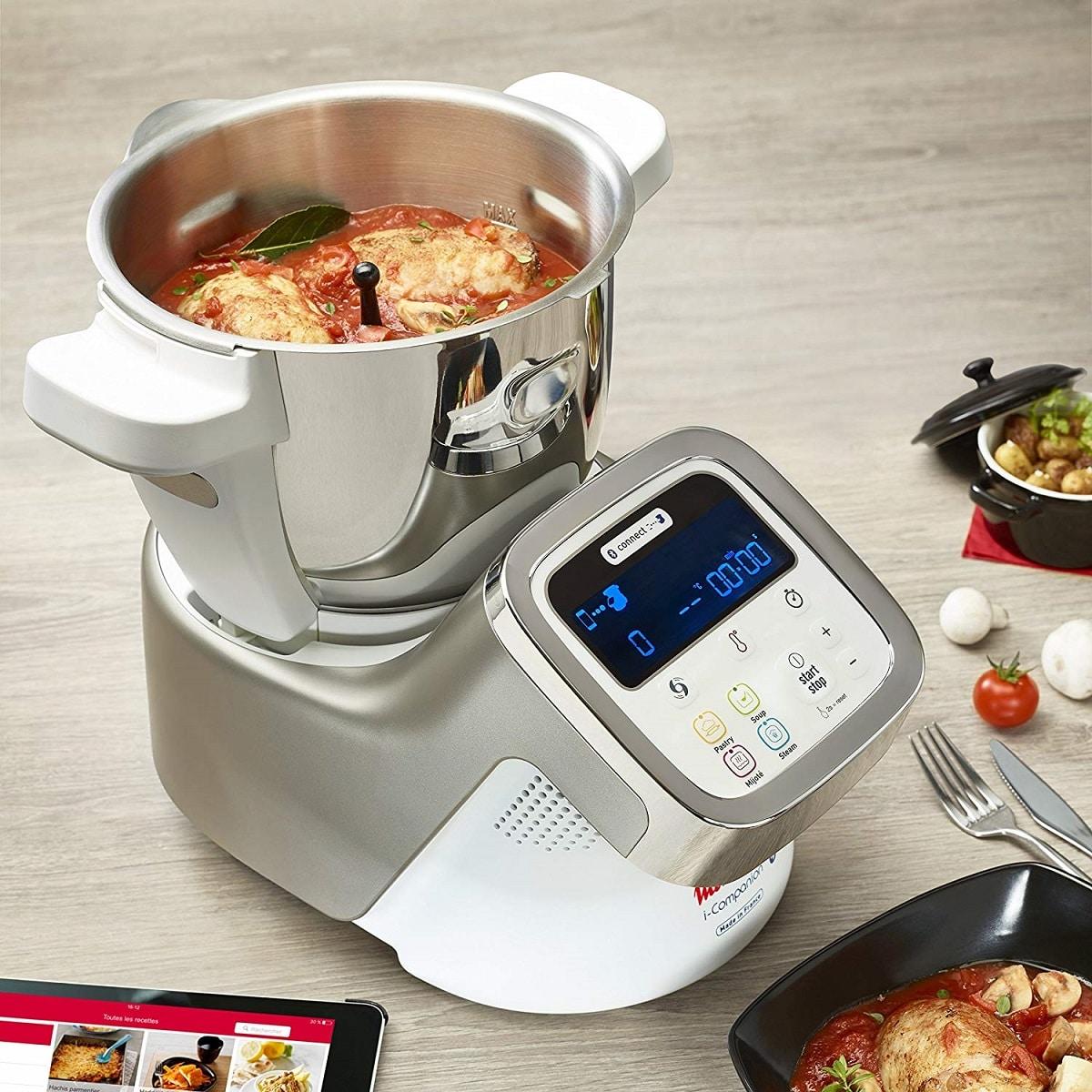 funciones robots cocina