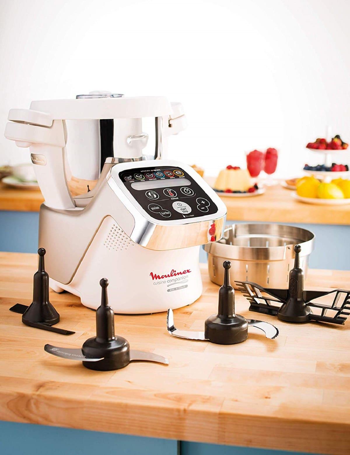 moulinex marca robot de cocina