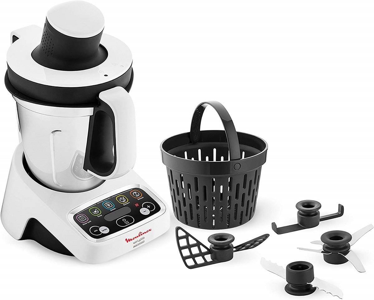 recetas robots de cocina