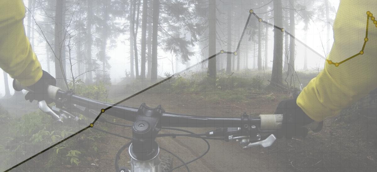 Gráfica de Datos de ciclismo