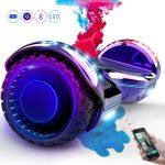Hoverboard con Bluetooth