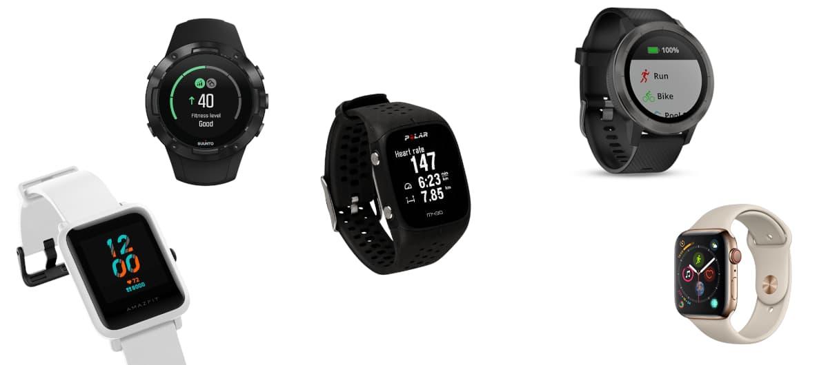 Mejores marcas de relojes deportivos