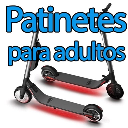 patinetes eléctricos para adultos