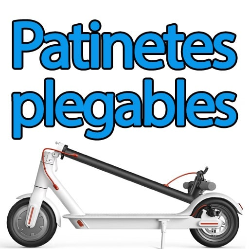 patinetes plegables