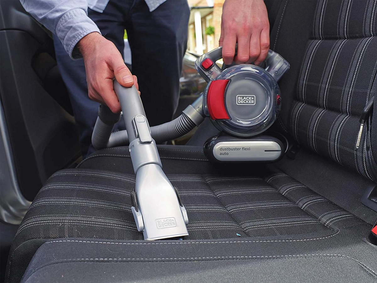 Aspirador de coche cómo se usa