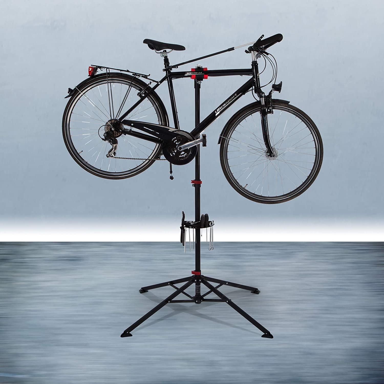 Soporte de taller para bici