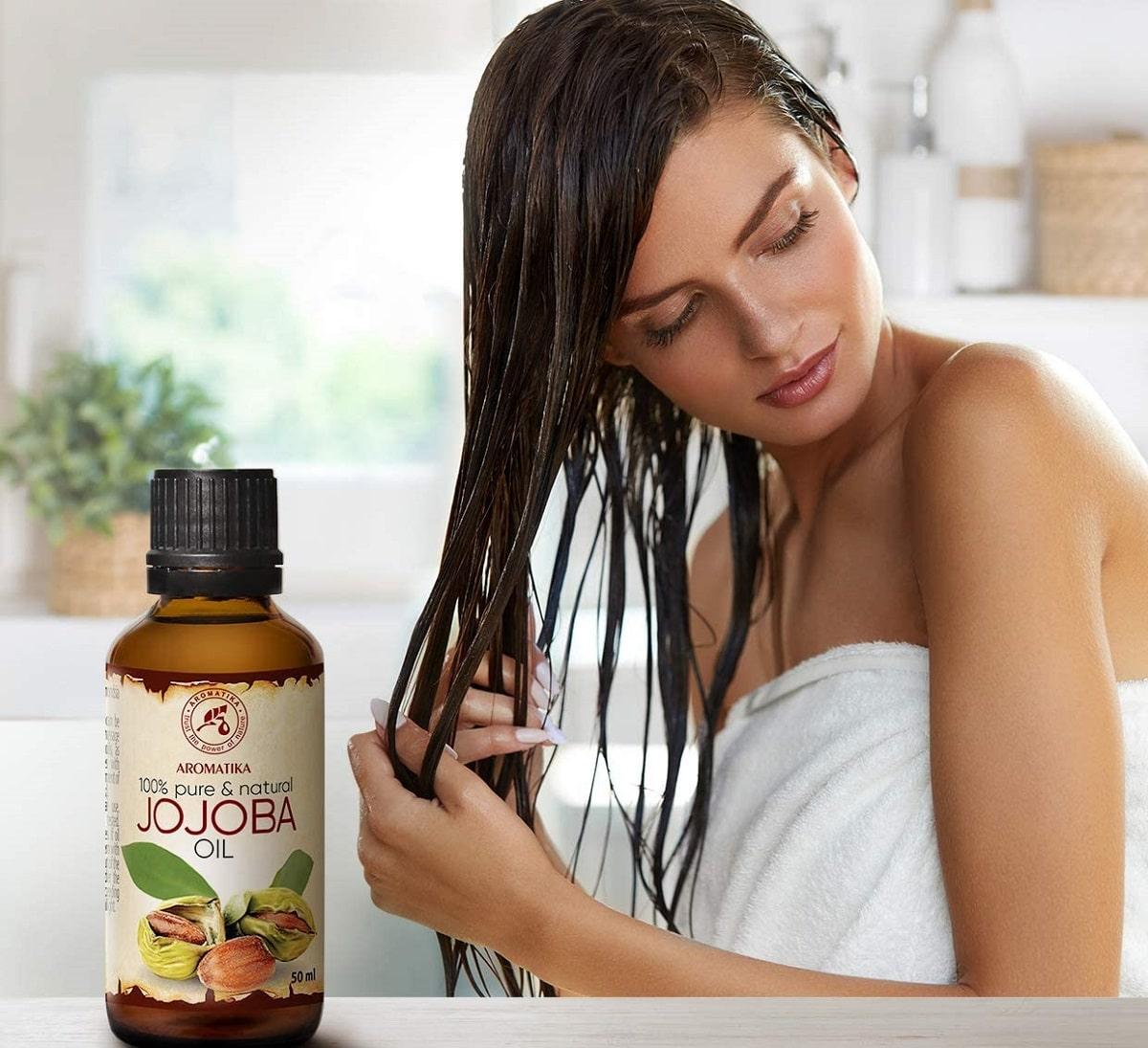 cómo usar el aceite de jojoba
