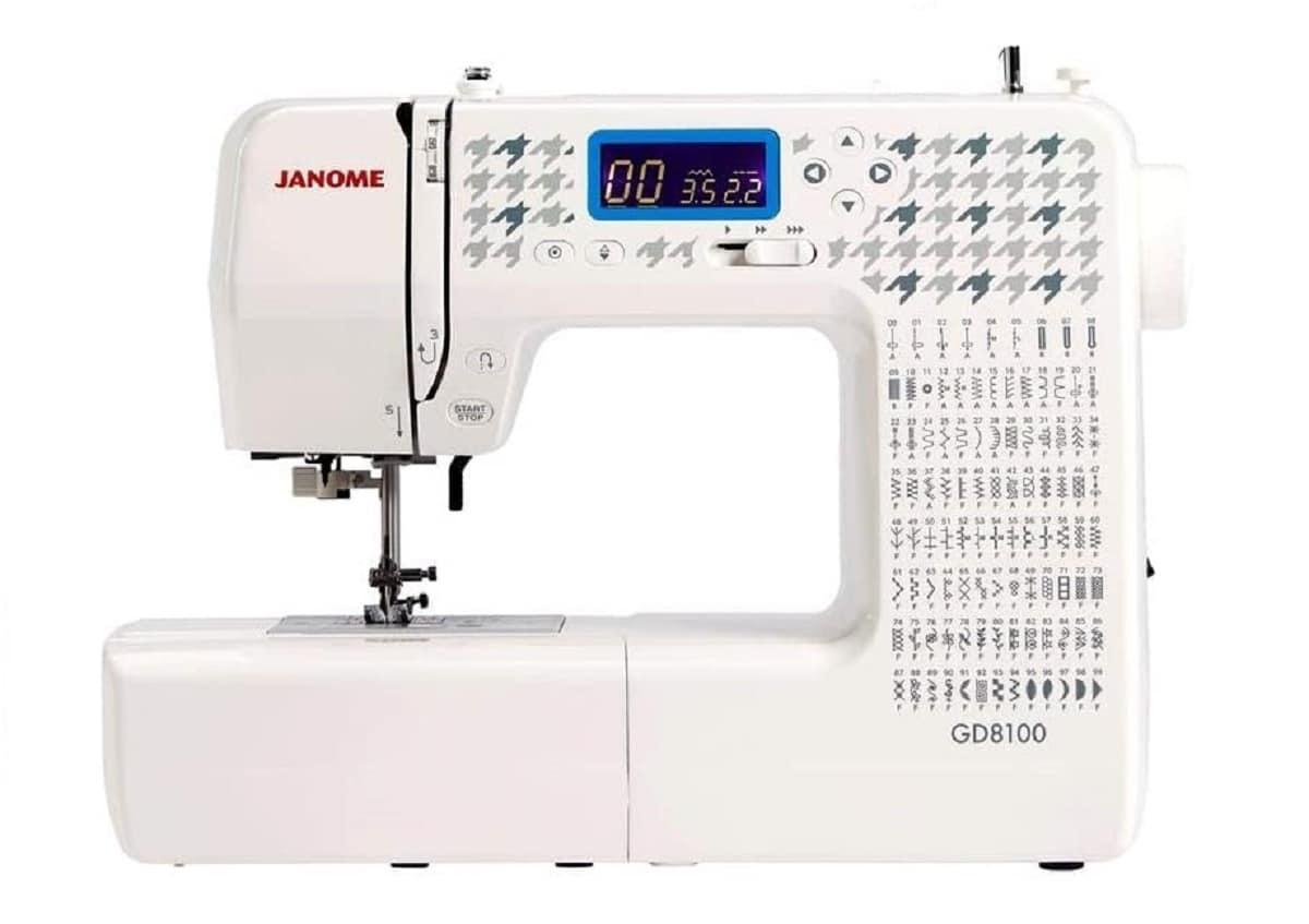 tipos de maquinas de coser