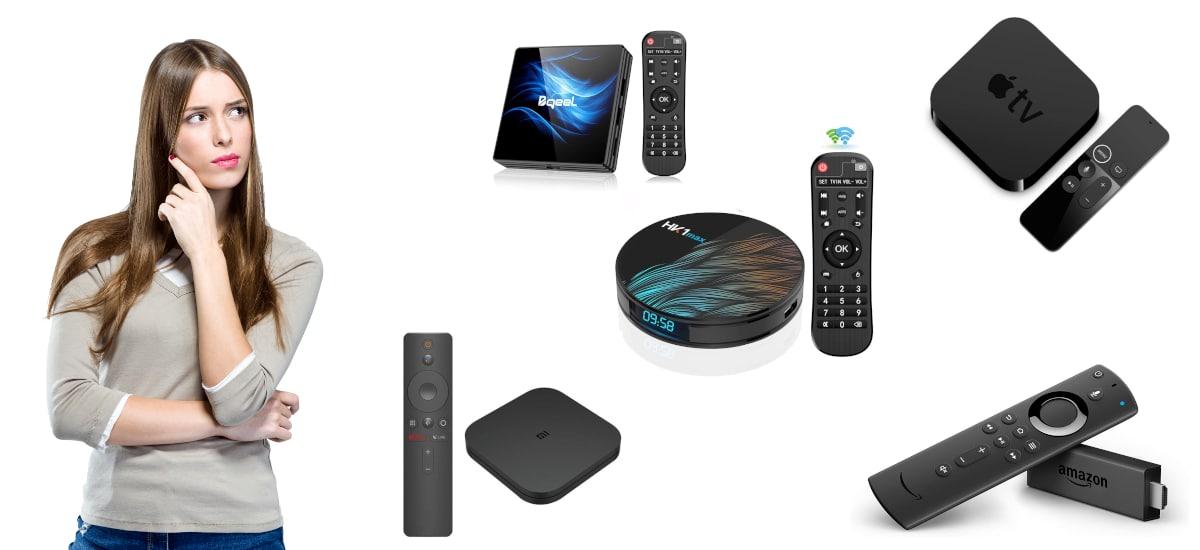 Elegir Smart TV Box