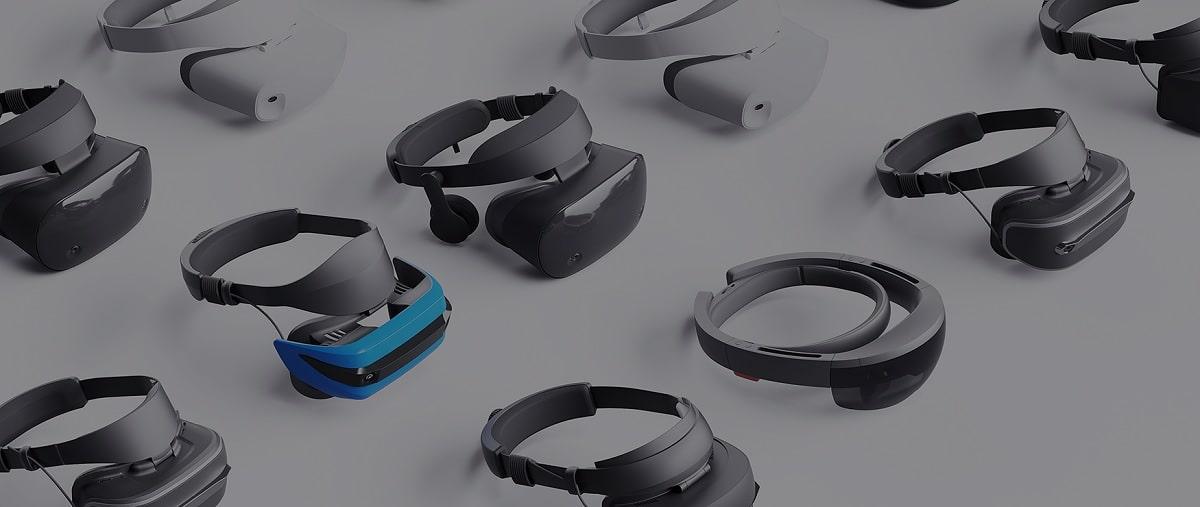 Gafas VR modelos