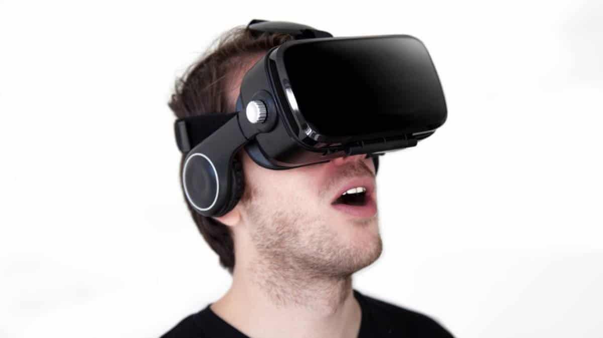 Gafas VR oficial