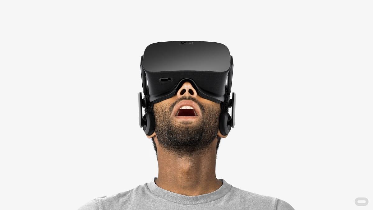 Oculus Rift Gafas VR