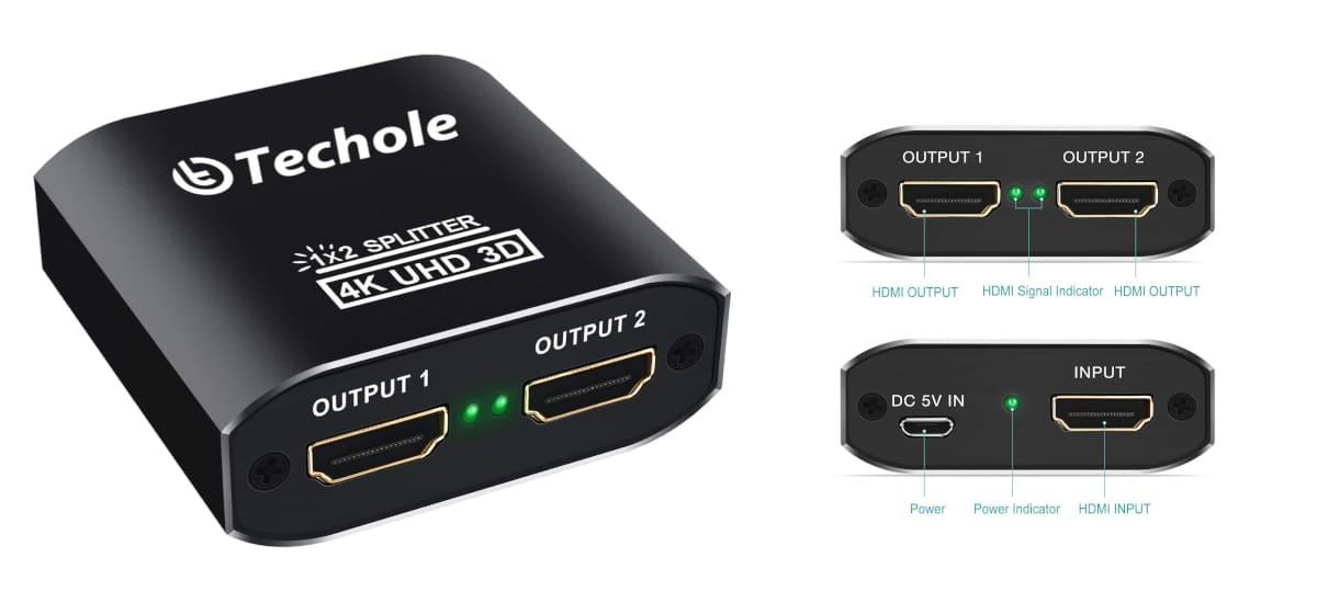 Splitter HDMI