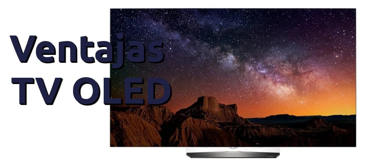 Ventajas TV OLED