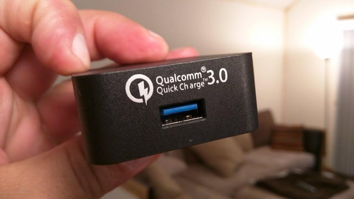 Qualcomm Quick Charge carga rapida