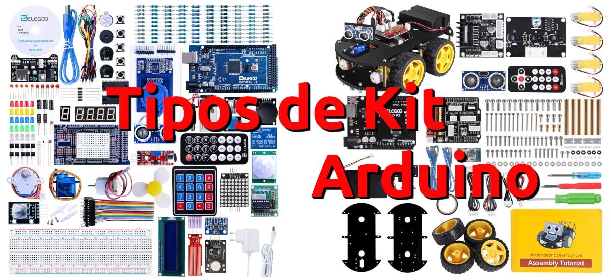 Tipos de Kit Arduino