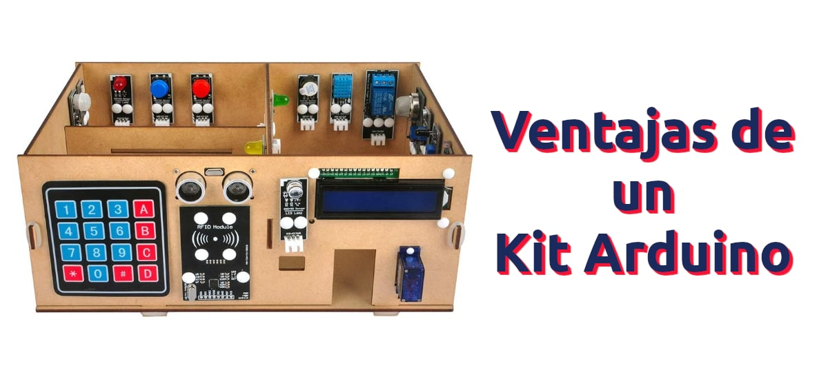 Ventajas de un Kit Arduino