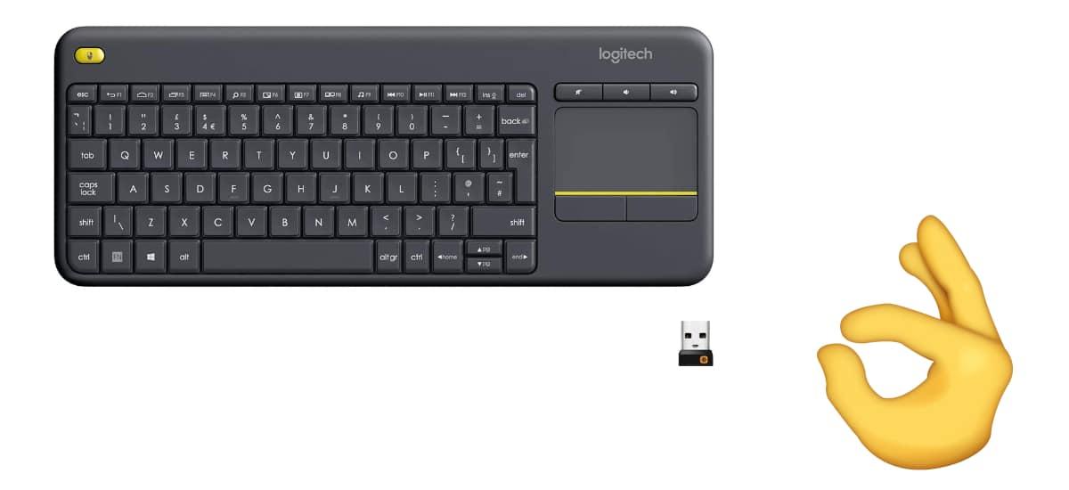 Ventajas teclado inalámbrico