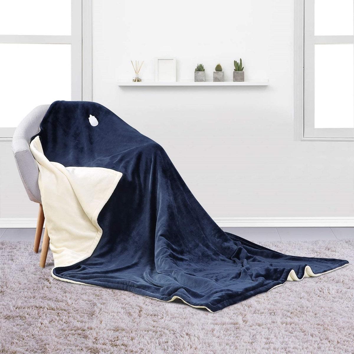 Cómo elegir manta eléctrica