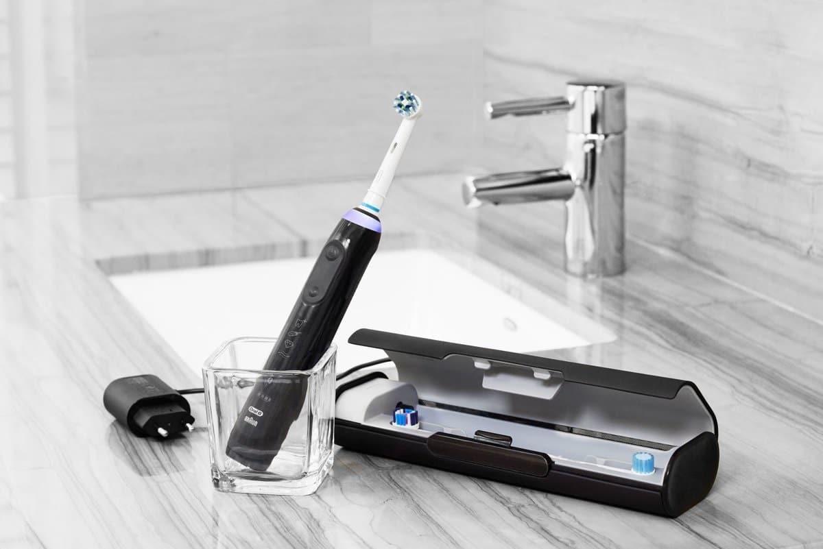 Cepillo dientes electrico
