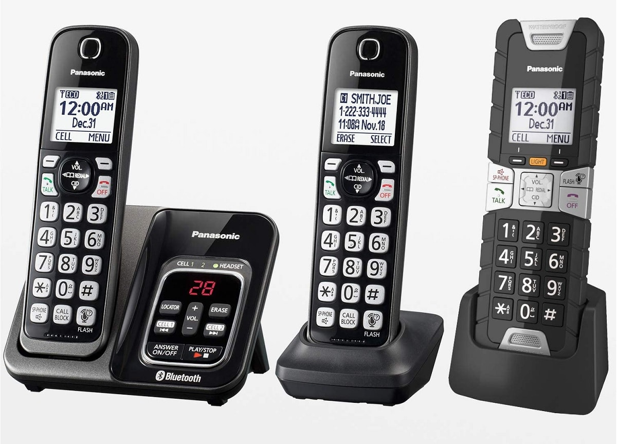 Tipos telefonos inalambricos