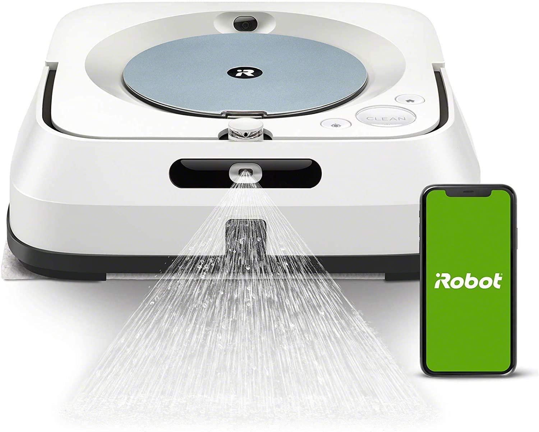 robot fregasuelos