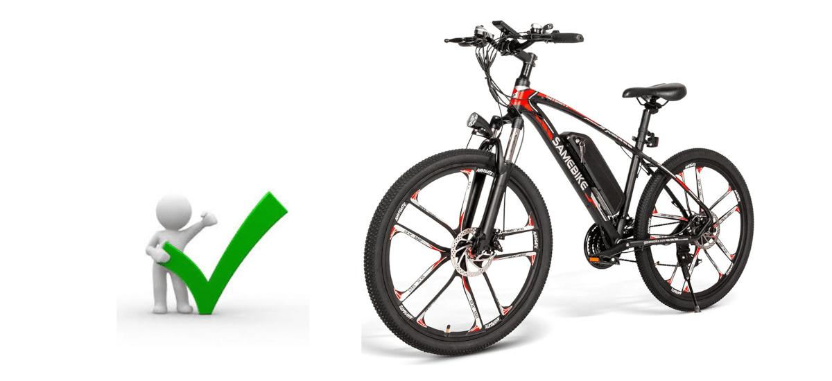 Ventajas bici eléctrica