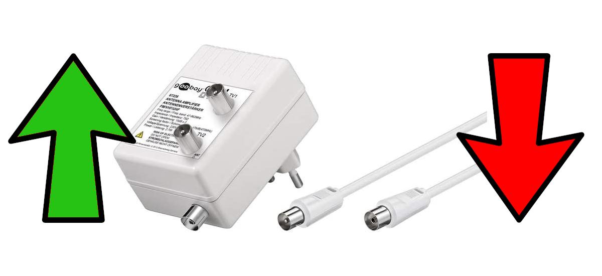 Ventajas e inconvenientes amplificador de antena