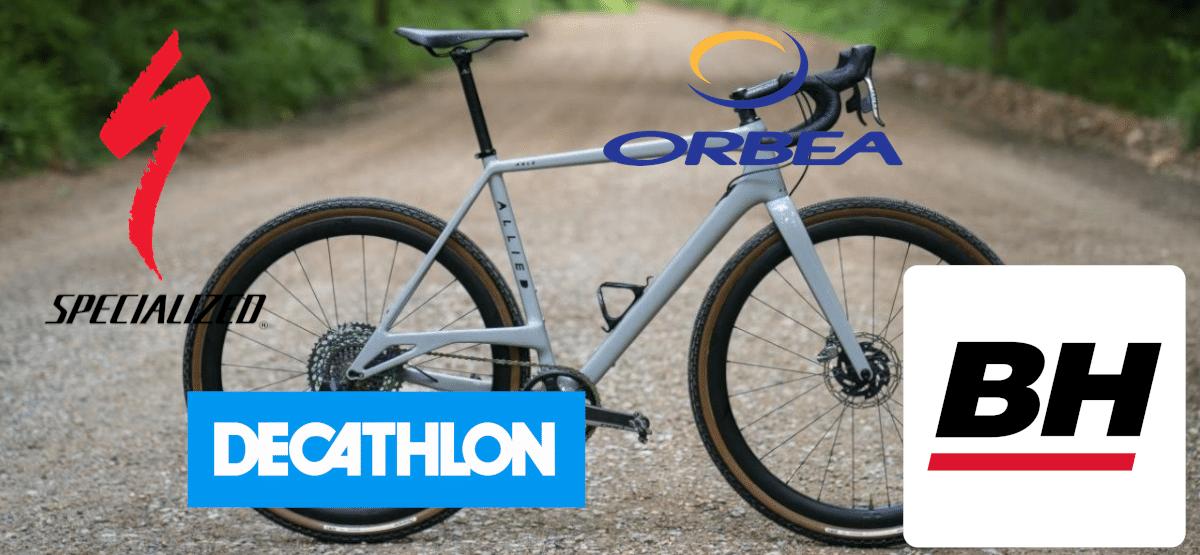 Mejores marcas bici gravel