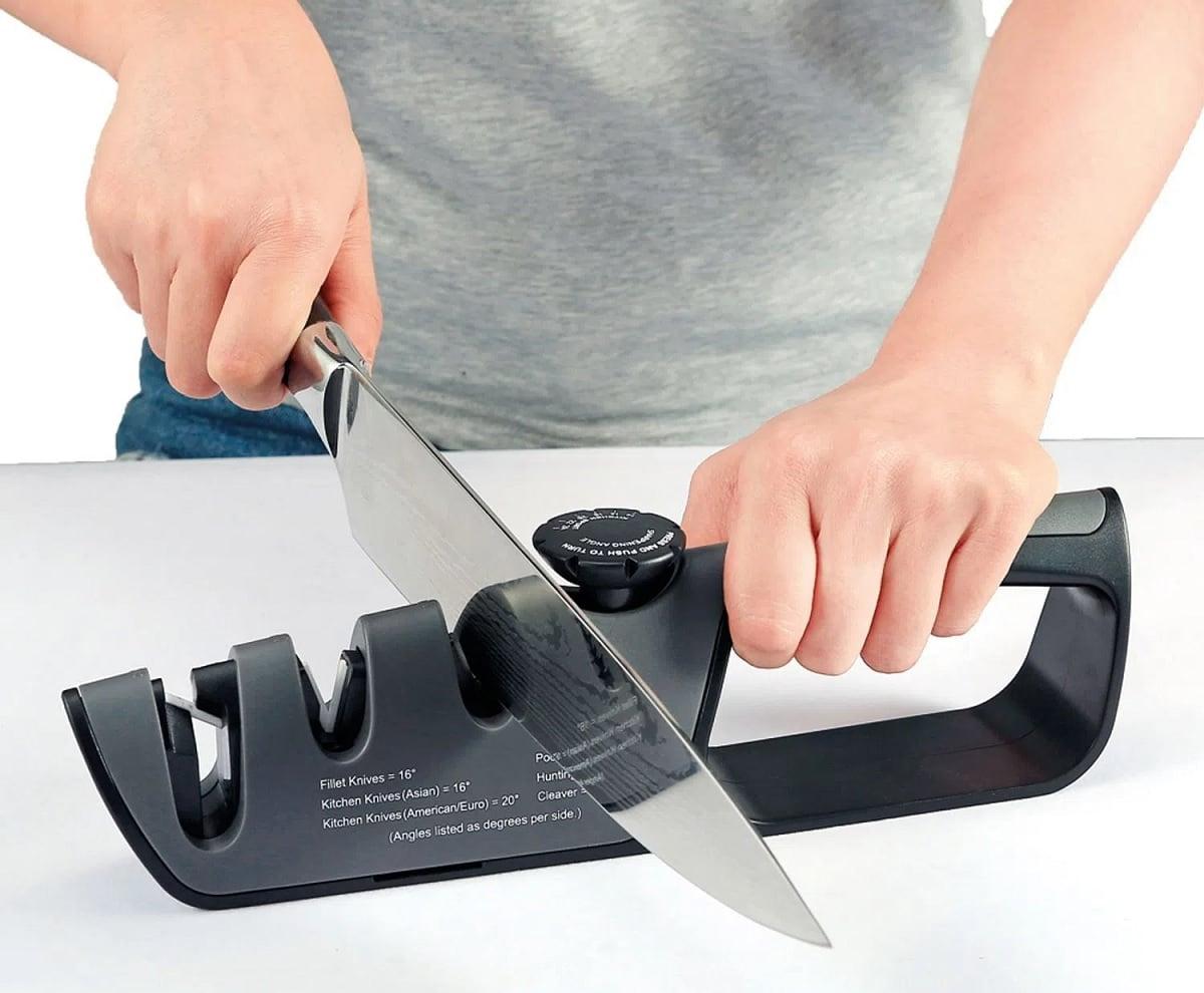 Afilador de cuchillos